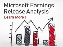 , release analysis, Microsoft licensing